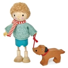 Tender Leaf Mr Goodwood Doll and his Dog