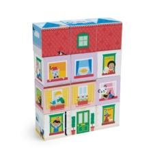 Tender Leaf Toys Dream House Wooden Blocks