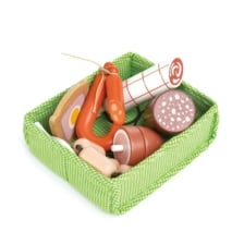 Tender Leaf Toys Meat Crate