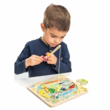 Tender Leaf Toys Pond Dipping Fishing Game
