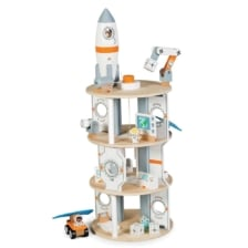 Tidlo Space Station Play Set