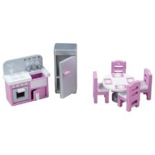 Tidlo Wooden Dolls House Kitchen Furniture