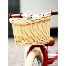 Trybike Wicker Basket for Steel Bike