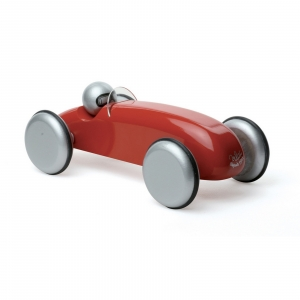 Vilac Red Speedster Wooden Toy Car