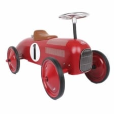 Vilac Ride On Classic Car Red