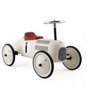 Vilac Ride On Classic Car White Cream