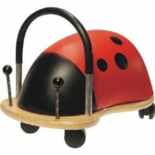 Wheely Bug Lady Bug Small Ride On