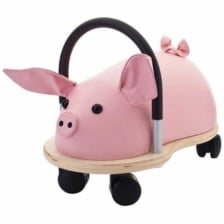 Wheely Bug Pig Small Ride On