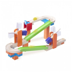 Wonderworld Trix Track Power Booster Marble Run
