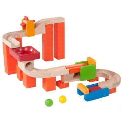 Wonderworld Trix Track Spin and Swirl Marble Run