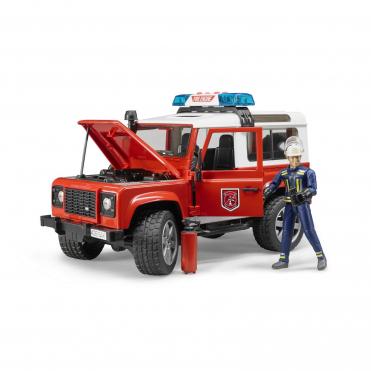 Bruder Emergency Series